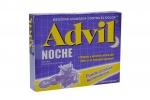 Advil Noche Caja X 10 Cápsulas