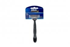 Máquina Para Afeitar Gillette Prestobarba 3 Empaque Con 1 Unidad