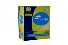 Toalla Hum Tena H Portable X 10 Uni