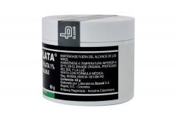 Sulfaplata Crema Frasco X 60 g Rx2