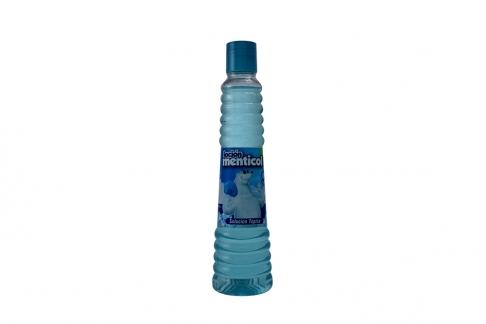 Loción Menticol Azul Frasco Con 250 mL