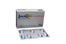 Jalra M 50 mg / 500 mg Caja x 28 Comprimidos Recubiertos Rx4