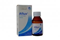 Aflux Jarabe Caja Con Frasco X 75 mL