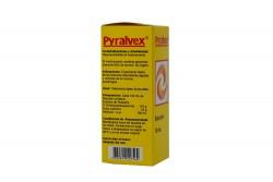 Pyralvex Solución Caja Con Frasco X 10 mL