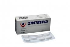 Zintrepid 10/40 mg Caja Con 14 Tabletas Rx
