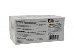 Vical Caja Con 100 Tabletas Rx