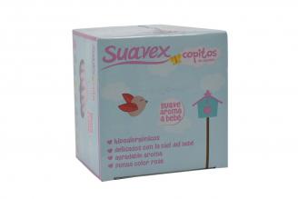 Suavex Copitos De Algodón Caja Con 150 Unidades