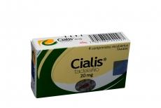 Cialis 20 mg Caja Con 4 Comprimidos Recubiertos Rx