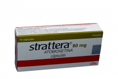 Strattera 80 mg Caja Con 14 Cápsulas Duras Rx4