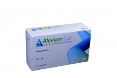 Alevian Duo 100 / 300 Mg  Caja Con 32 Cápsulas Rx