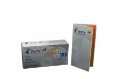 Tecta 20 mg Caja Con 28 Tabletas Rx4