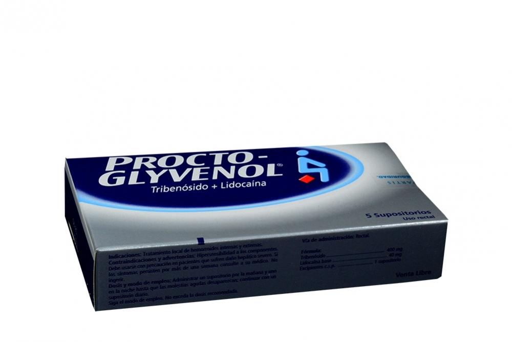 Procto-glivenol