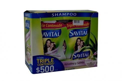 Comprar savital shampoo keratina 30 ml en farmalisto colombia - Bano de keratina precio ...