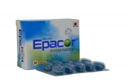 Epacor 465 mg / 375 mg Caja x 30 Cápsulas Rx