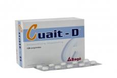 Cuait - D 5.0 / 0.5 mg Caja Con 120 Comprimidos Rx4