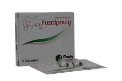Fuzolpauly 150 mg Caja Con 2 Cápsulas Rx