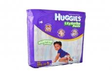 Pañal Huggies Up & Go Pants Etapa 4-Xg 5-Xxg Paca X 18 Unidades
