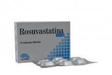 Rosuvastatina 20 mg Caja Con 14 Cápsulas Rx4