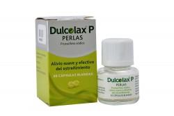 Dulcolax P Perlas Caja X 30 Cápsulas Blandas