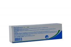 Diclofenaco Gel 1% Caja Con Tubo x 50 g