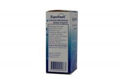 Expofresh 5 mg /mL Solución Oftálmica X 15 mL