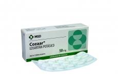 Cozaar 50 mg Caja Con 15 Tabletas Recubiertas rx4