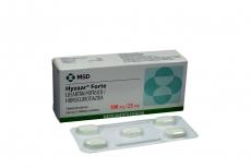 Hyzaar Forte 100 / 25 mg Caja Con 15 Tabletas Recubiertas Rx