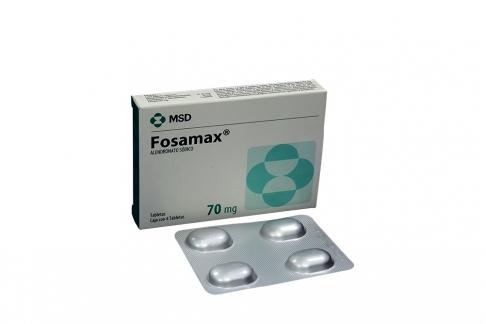 Fosamax 70 mg Caja Con 4 Tabletas Rx4