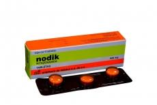 Nodik 500 mg Caja Con 6 Tabletas Rx