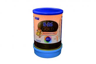 S-26 1 Gold 0 a 6 Meses Tarro Con 400 g