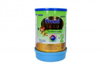 Promil Gold Etapa 2 De 6 a 24 Meses En Polvo Tarro Con 400 g