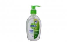 Gel Antibacterial Dettol Frasco Con 200 mL – Sin Enjuague