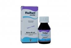 Fluifort Jarabe Pediatrico Caja Con Frasco X 60 mL