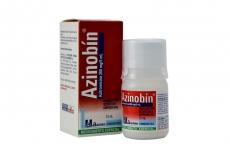 Azinobín 200 mg / 5 mL Caja Con Frasco Con 15 mL Rx2