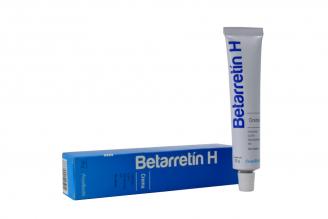 Betarretin H Crema Caja Con Tubo Con 30 g Rx