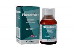 Fluzetrin F Jarabe Caja Con Frasco x 60 mL Rx