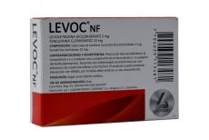 Levoc NF Caja x 10 Cápsulas Rx