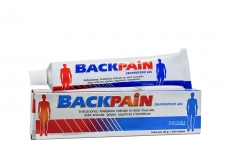 Backpain Gel Caja Con Tubo X 40 g