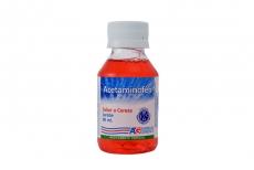 Acetaminofen Frasco Con 90 mL - Sabor Cereza