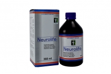 Neurolife Jarabe Caja Con Frasco Con 360 mL