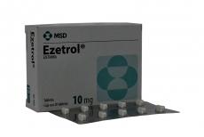 Ezetrol 10 mg Caja Con 20 Tabletas Rx