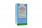 Amoxal 250 mg / 5 mL Polvo Para Suspensión Caja Con Frasco Con 120 mL Rx2