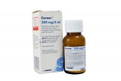 Curam 250 mg / 5 mL Caja Con Frasco Con 60 mL Rx2