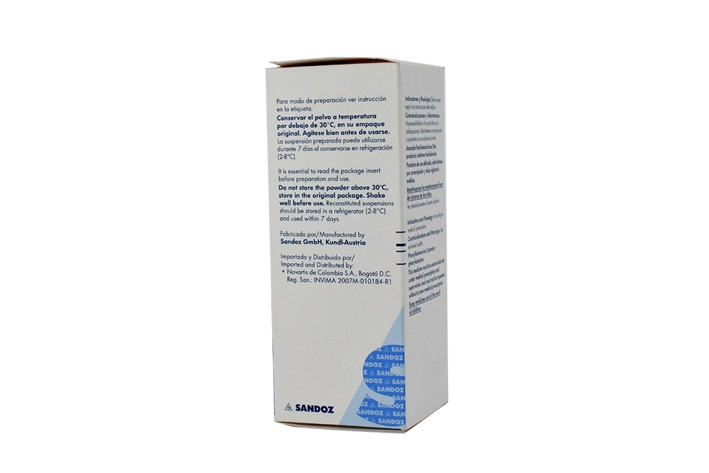 Amoxicillin sandoz 200 mg/4 ml / Online and Mail-Order ...