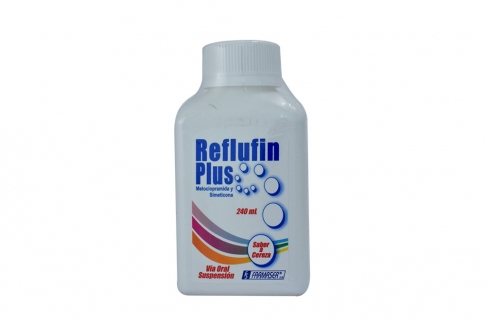Reflufin Plus Suspensión X 240 mL Rx