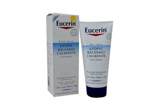 Eucerin Atopic Bálsamo Calmante Caja Con Tubo Con 200 mL