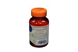 Ginkgo Biloba 60 mg Frasco Con 100 Tabletas
