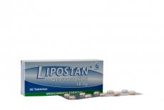 Lipostan 10 mg Caja x 30 Tabletas