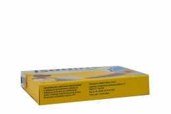 Isodine Frutos Rojos Caja X 6 Tabletas
