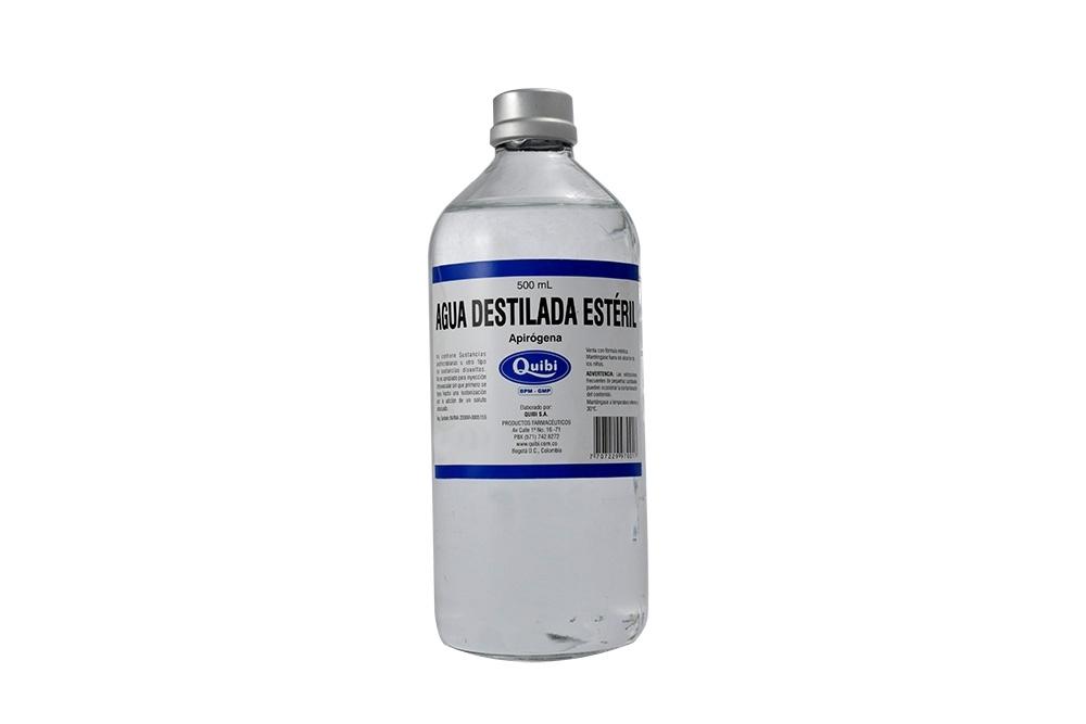 Comprar agua destilada est ril apir gena en farmalisto - Agua destilada precio ...